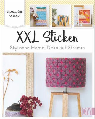 XXL Sticken - Chaumière Oiseau  