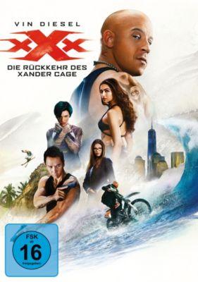 XXX: Die Rückkehr des Xander Cage, F. Scott Frazier, Rich Wilkes