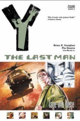 Y - The Last Man Band 2: Tage wie dieser, Brian K. Vaughan, Pia Guerra