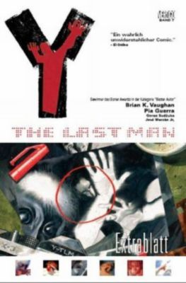 Y - The Last Man Band 7: Extrablatt, Brian K. Vaughan, Pia Guerra
