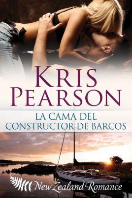 Ya traducido: La cama del constructor de barcos, Kris Pearson