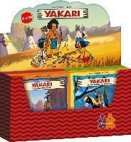 Yakari 37-40. Verkaufskassette, Christine Finke