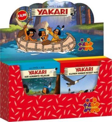 Yakari. Bestseller-Mix 1. Verkaufskassette