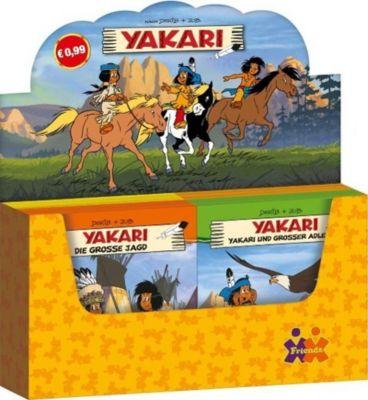 Yakari Bestseller-Mix 2. Verkaufskassette