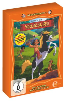 Yakari-Box 1, Yakari