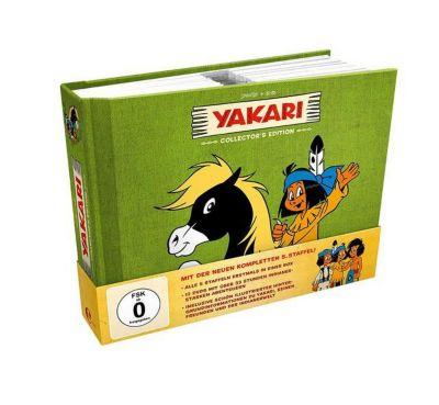Yakari - Collector's Edtion DVD-Box, Yakari