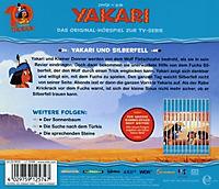 Yakari - Yakari und Silberfell, 1 Audio-CD - Produktdetailbild 1