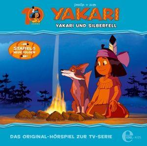 Yakari - Yakari und Silberfell, 1 Audio-CD, Yakari