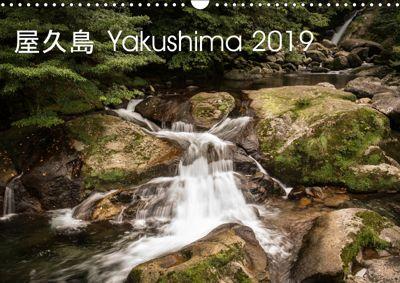 Yakushima - Japans Weltnaturerbe (Wandkalender 2019 DIN A3 quer), Steffen Lohse-Koch