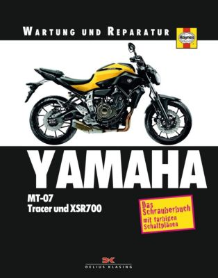 Yamaha MT-07, Tracer und XSR700 - Matthew Coombs |