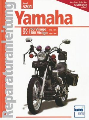 Yamaha XV 1100 (1989-1999) / XV 750 (1992-1997) Virago