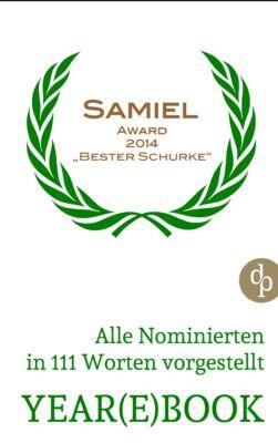 YEAR(E)BOOK SAMIEL AWARD 2014, Sina Beerwald