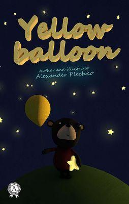 Yellow balloon, Alexander Plechko