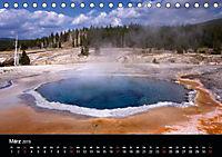 Yellowstone Impressionen (Tischkalender 2019 DIN A5 quer) - Produktdetailbild 3