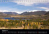 Yellowstone Impressionen (Tischkalender 2019 DIN A5 quer) - Produktdetailbild 8