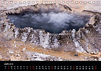 Yellowstone Impressionen (Tischkalender 2019 DIN A5 quer) - Produktdetailbild 6