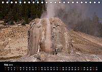 Yellowstone Impressionen (Tischkalender 2019 DIN A5 quer) - Produktdetailbild 5