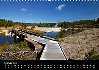 Yellowstone Impressionen (Wandkalender 2019 DIN A2 quer) - Produktdetailbild 2