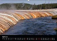 Yellowstone Impressionen (Wandkalender 2019 DIN A2 quer) - Produktdetailbild 4