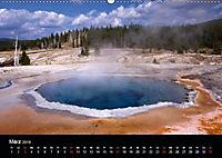 Yellowstone Impressionen (Wandkalender 2019 DIN A2 quer) - Produktdetailbild 3