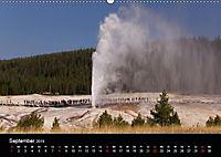Yellowstone Impressionen (Wandkalender 2019 DIN A2 quer) - Produktdetailbild 9