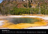 Yellowstone Impressionen (Wandkalender 2019 DIN A2 quer) - Produktdetailbild 11