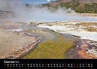 Yellowstone Impressionen (Wandkalender 2019 DIN A2 quer) - Produktdetailbild 12