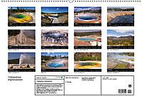 Yellowstone Impressionen (Wandkalender 2019 DIN A2 quer) - Produktdetailbild 13