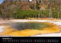 Yellowstone Impressionen (Wandkalender 2019 DIN A3 quer) - Produktdetailbild 11