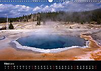 Yellowstone Impressionen (Wandkalender 2019 DIN A3 quer) - Produktdetailbild 3