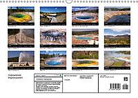 Yellowstone Impressionen (Wandkalender 2019 DIN A3 quer) - Produktdetailbild 13