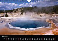 Yellowstone Impressionen (Wandkalender 2019 DIN A4 quer) - Produktdetailbild 3