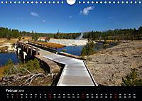 Yellowstone Impressionen (Wandkalender 2019 DIN A4 quer) - Produktdetailbild 2