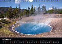 Yellowstone Impressionen (Wandkalender 2019 DIN A4 quer) - Produktdetailbild 10