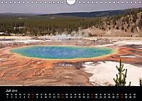Yellowstone Impressionen (Wandkalender 2019 DIN A4 quer) - Produktdetailbild 7