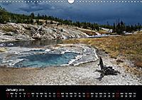 Yellowstone Wonderland (Wall Calendar 2019 DIN A3 Landscape) - Produktdetailbild 1