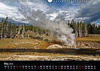 Yellowstone Wonderland (Wall Calendar 2019 DIN A3 Landscape) - Produktdetailbild 5