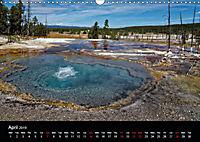 Yellowstone Wonderland (Wall Calendar 2019 DIN A3 Landscape) - Produktdetailbild 4