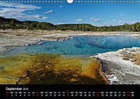 Yellowstone Wonderland (Wall Calendar 2019 DIN A3 Landscape) - Produktdetailbild 9