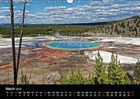 Yellowstone Wonderland (Wall Calendar 2019 DIN A3 Landscape) - Produktdetailbild 3