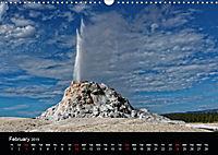 Yellowstone Wonderland (Wall Calendar 2019 DIN A3 Landscape) - Produktdetailbild 2