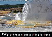 Yellowstone Wonderland (Wall Calendar 2019 DIN A3 Landscape) - Produktdetailbild 7