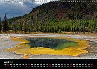 Yellowstone Wonderland (Wall Calendar 2019 DIN A3 Landscape) - Produktdetailbild 6
