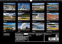 Yellowstone Wonderland (Wall Calendar 2019 DIN A3 Landscape) - Produktdetailbild 13