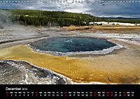Yellowstone Wonderland (Wall Calendar 2019 DIN A3 Landscape) - Produktdetailbild 12