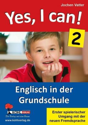Yes, I can! / Band 2, Jochen Vatter
