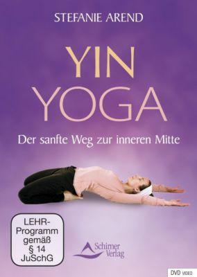 Yin Yoga, 1 DVD, Stefanie Arend