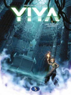 Yiya - Der Sorgenfresser, Daniel Pecqueur, V. Gajic