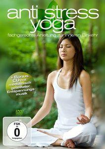 yoga anti stress yoga dvd bei bestellen. Black Bedroom Furniture Sets. Home Design Ideas