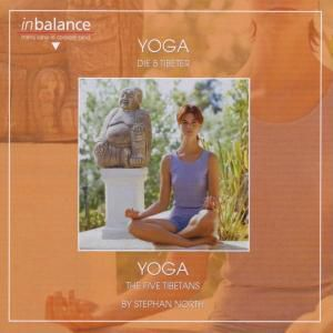 Yoga-Die 5 Tibeter, Stephan North